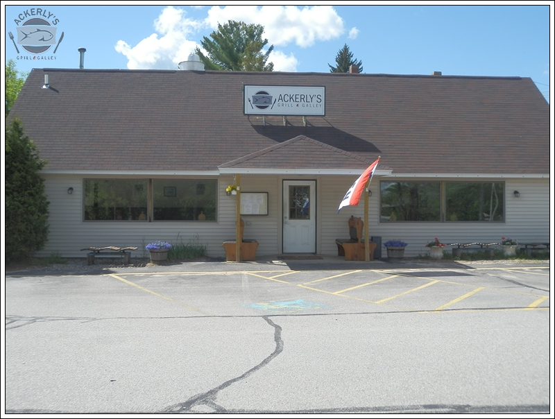 Ackerly's Grill and Galley Restaurant in Alton, NH